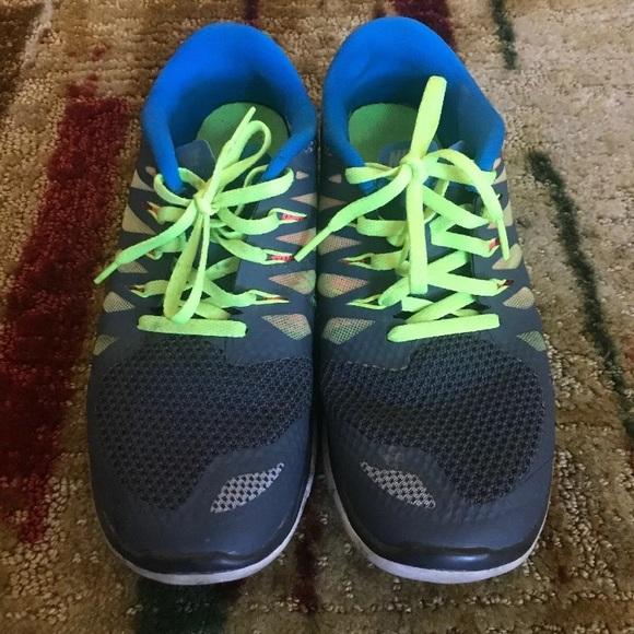 more photos e0543 25ee7 Nike Free 8.0 Women's Grey Running Sneaker